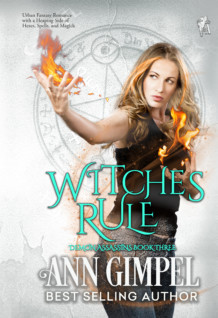 Witches Rule, Demon Assassins Book Three