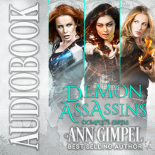 Demon Assassins: 3 Book Series